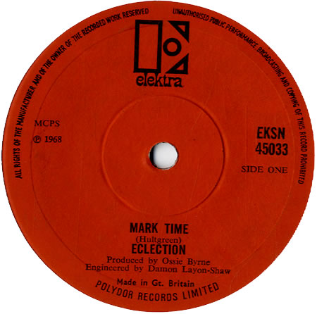 Eclection - Mark Time